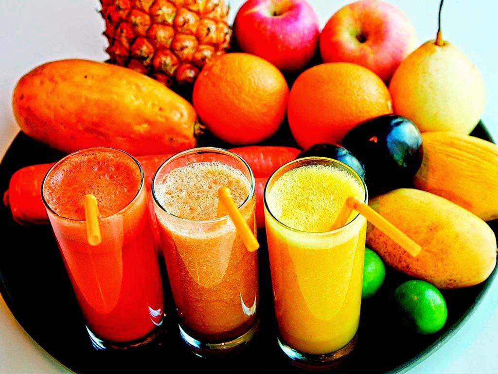 20 jugos naturales riquísimos y fáciles de preparar