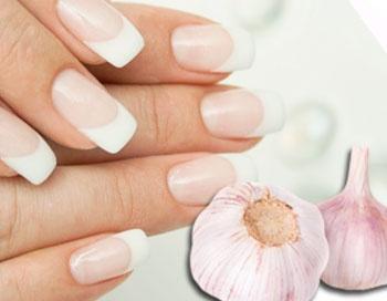 5 beneficios del ajo para las uñas