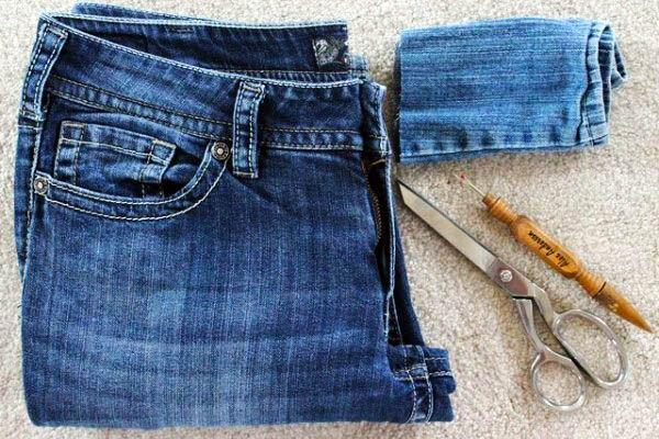 como agrandar pantalon