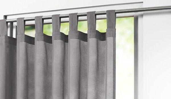 cortinas con presillas