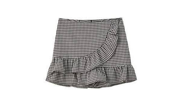como hacer falda envolvente con camisa vieja