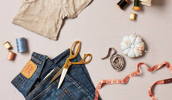 maneras de arreglar ropa