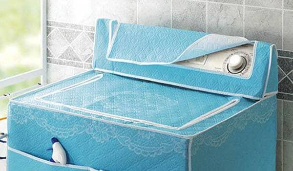 como hacer funda para secadora