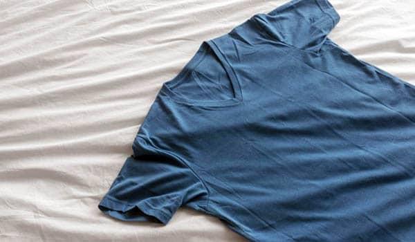 como transformar blusa en sueter
