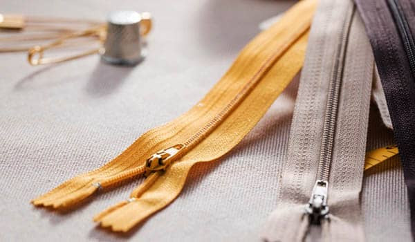 consejos para coser cremalleras