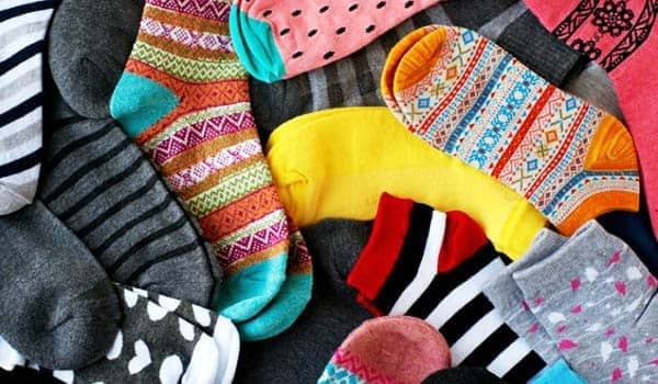 ideas con calcetines